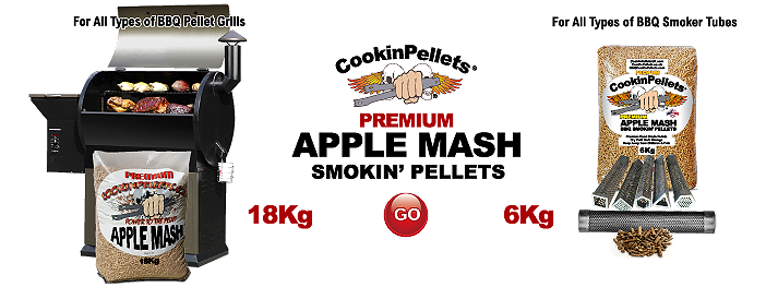 Premium Apple Mash - BBQ Smokin' CookinPellets®
