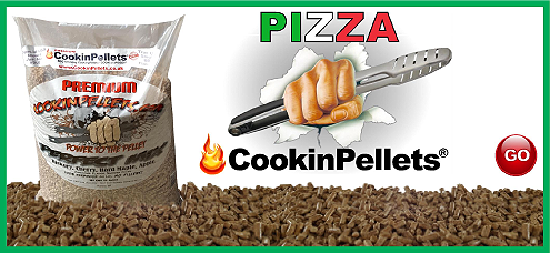 PIZZA CookinPellets®